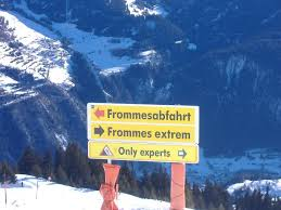 Frommes Abfahrt Fiss
