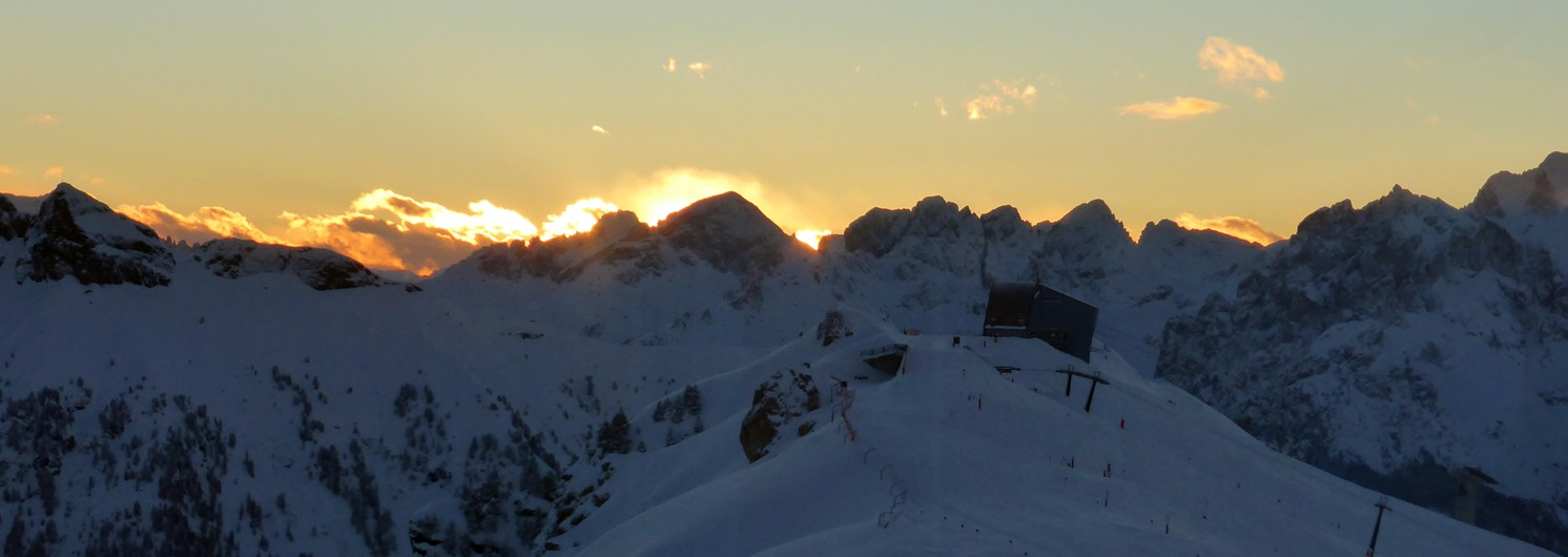 Dolomieten Super Skisafari Canazei - Marmolada - Sella Ronde