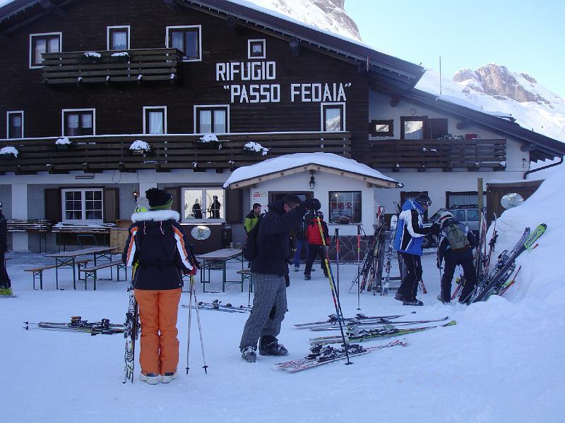 46 snow experience huttentocht dolomiti