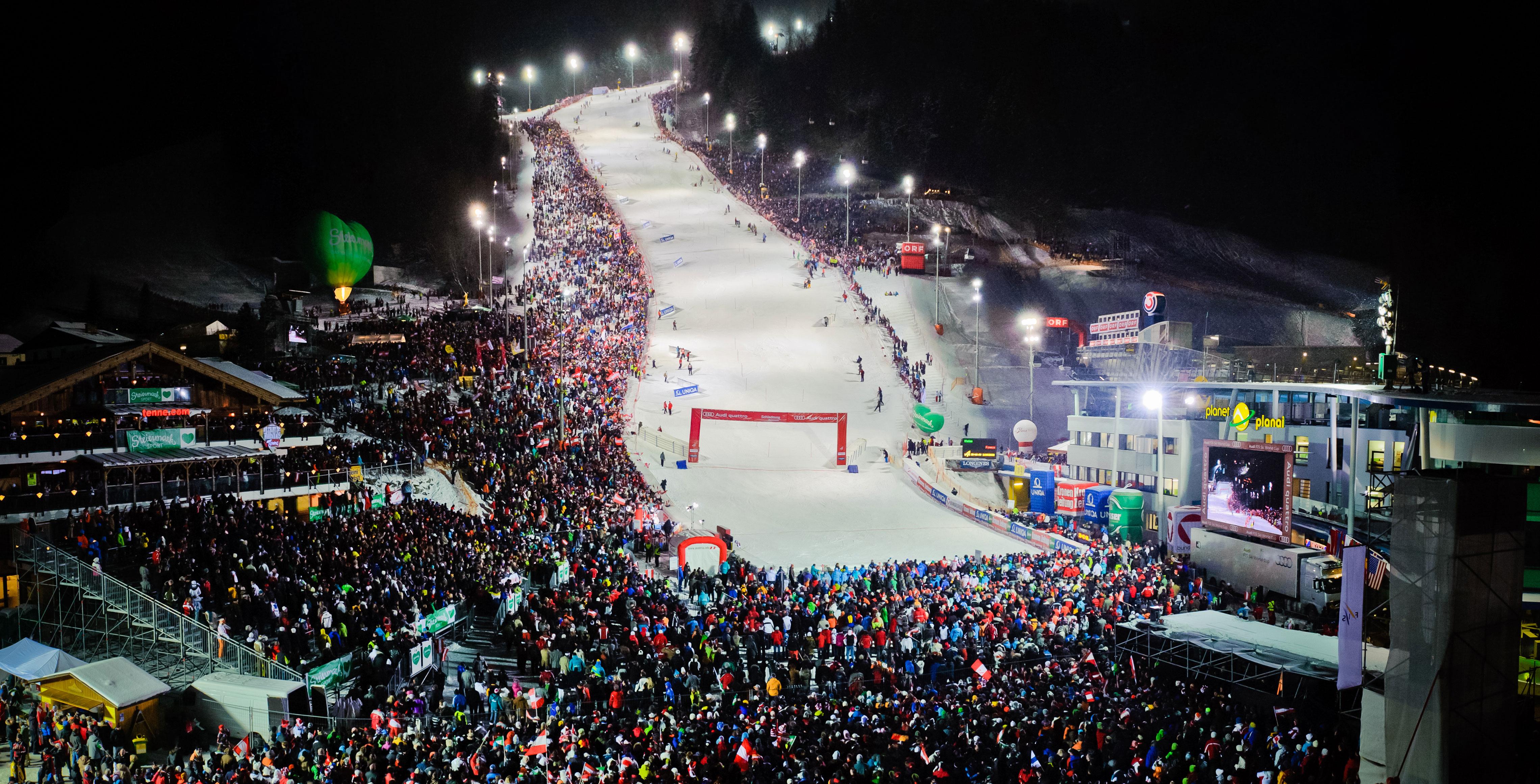 Schladming-Skifahren-Weltmeisterschaft