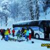Snow Experience bus