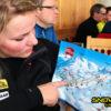 De Snow Experience skisafari skileraar weet de weg