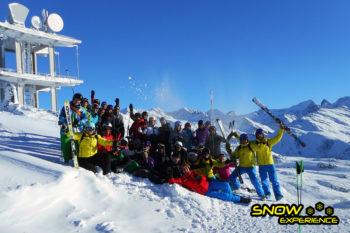 Skisafari en Skihuttentocht