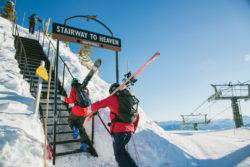 Kicking Horse skigebied